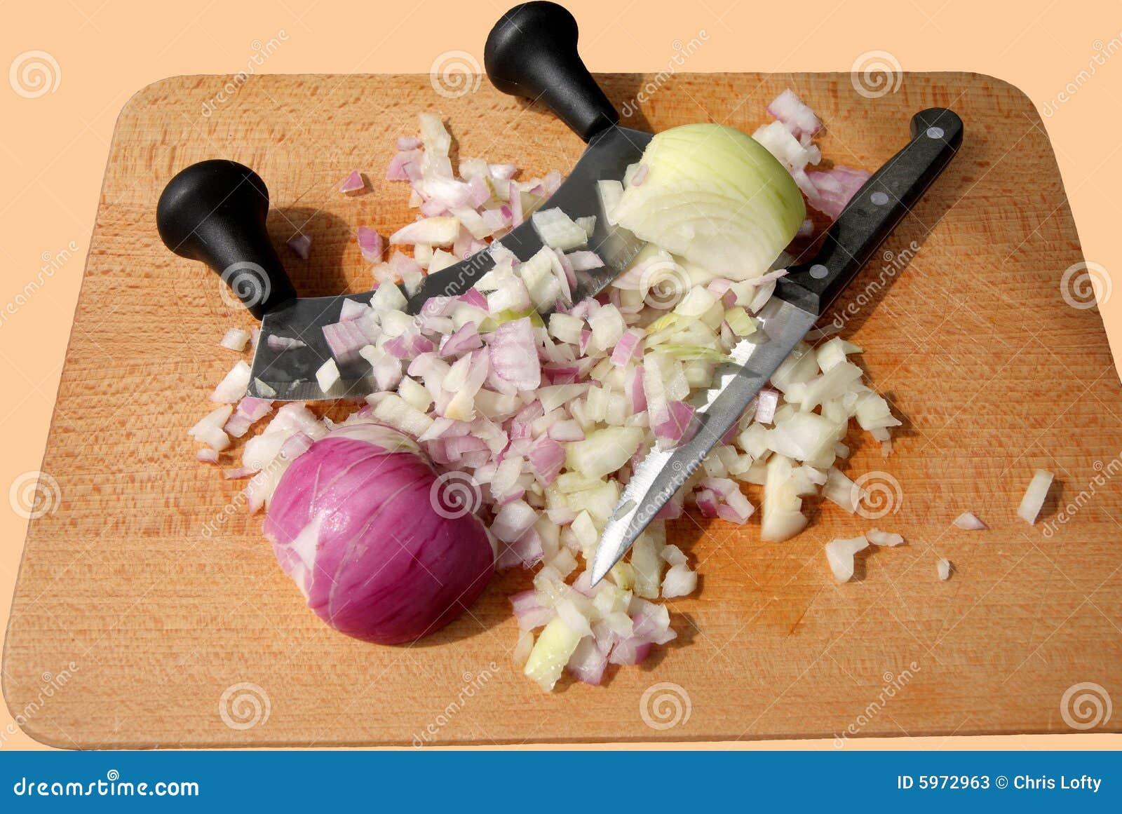 Chopped Red Onions Stock Photo   CartoonDealer.com #10062594