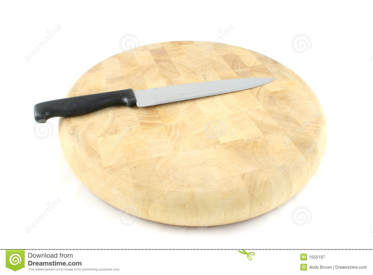 Chopping Board Royalty Free Stock Photography - Image: 1555197