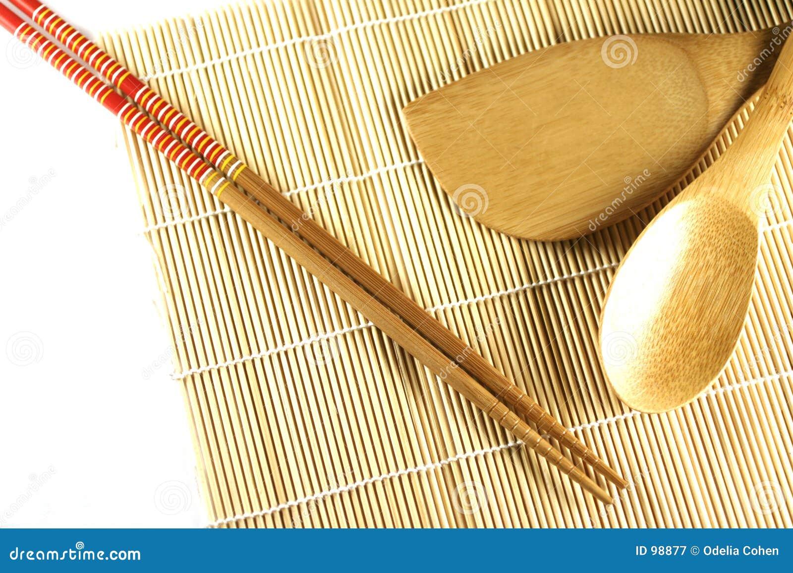 Chopsticks κύλισμα χαλιών