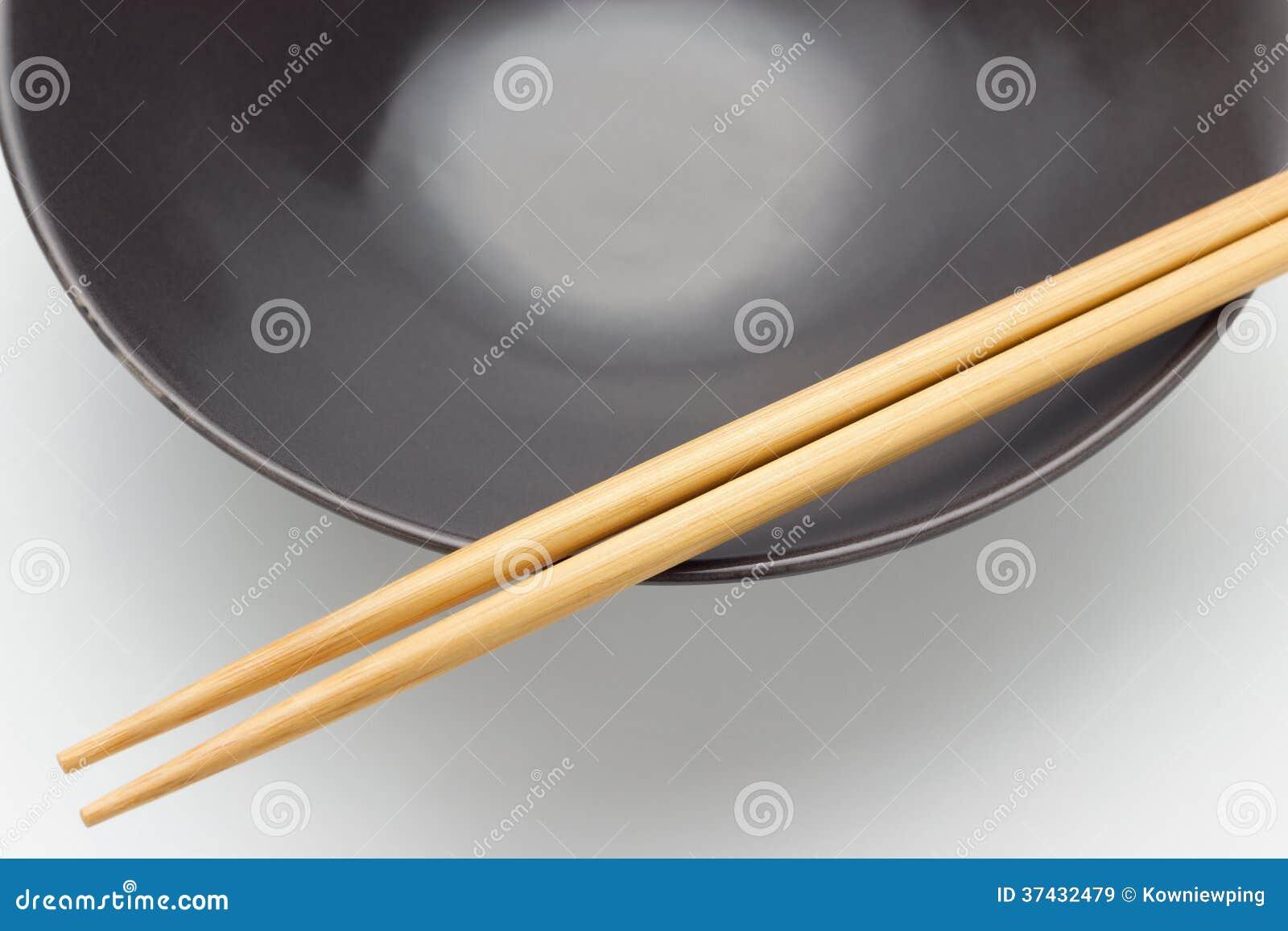 Chopsticks σε ένα κύπελλο