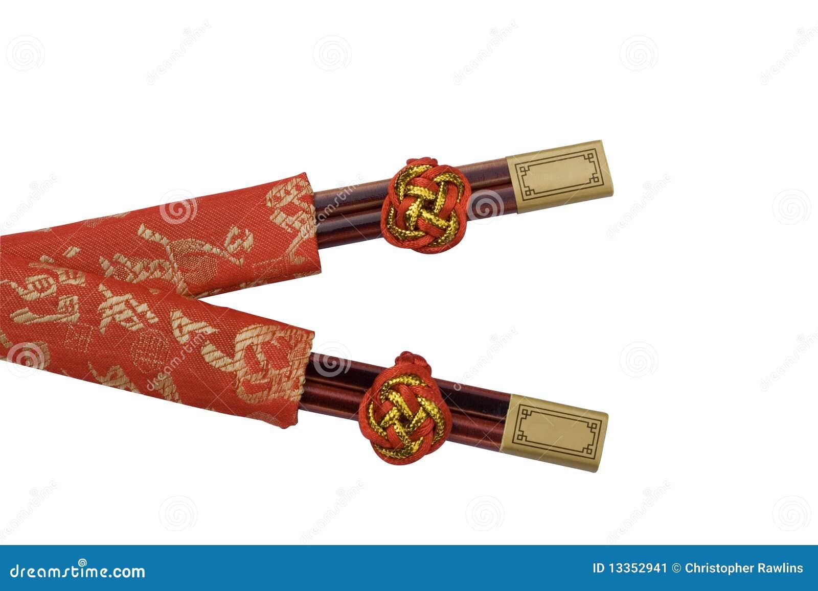 Chopsticks do casamento