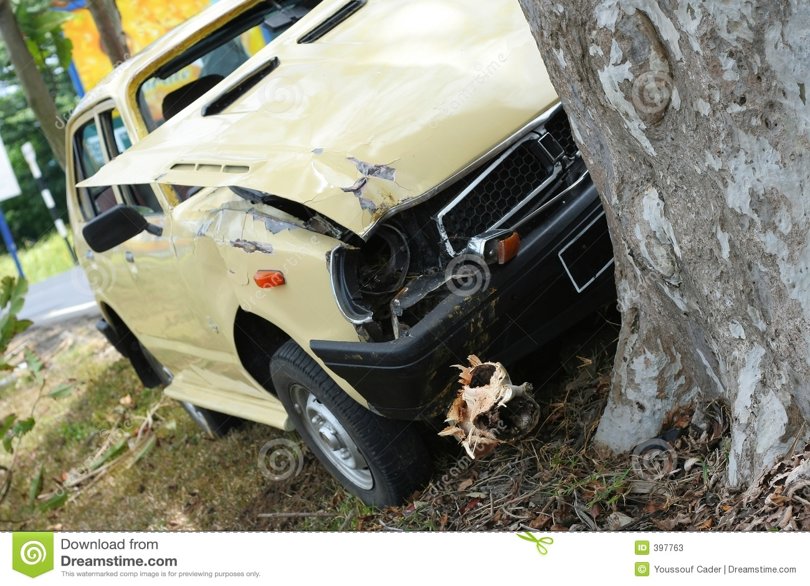 Choque de coche #2