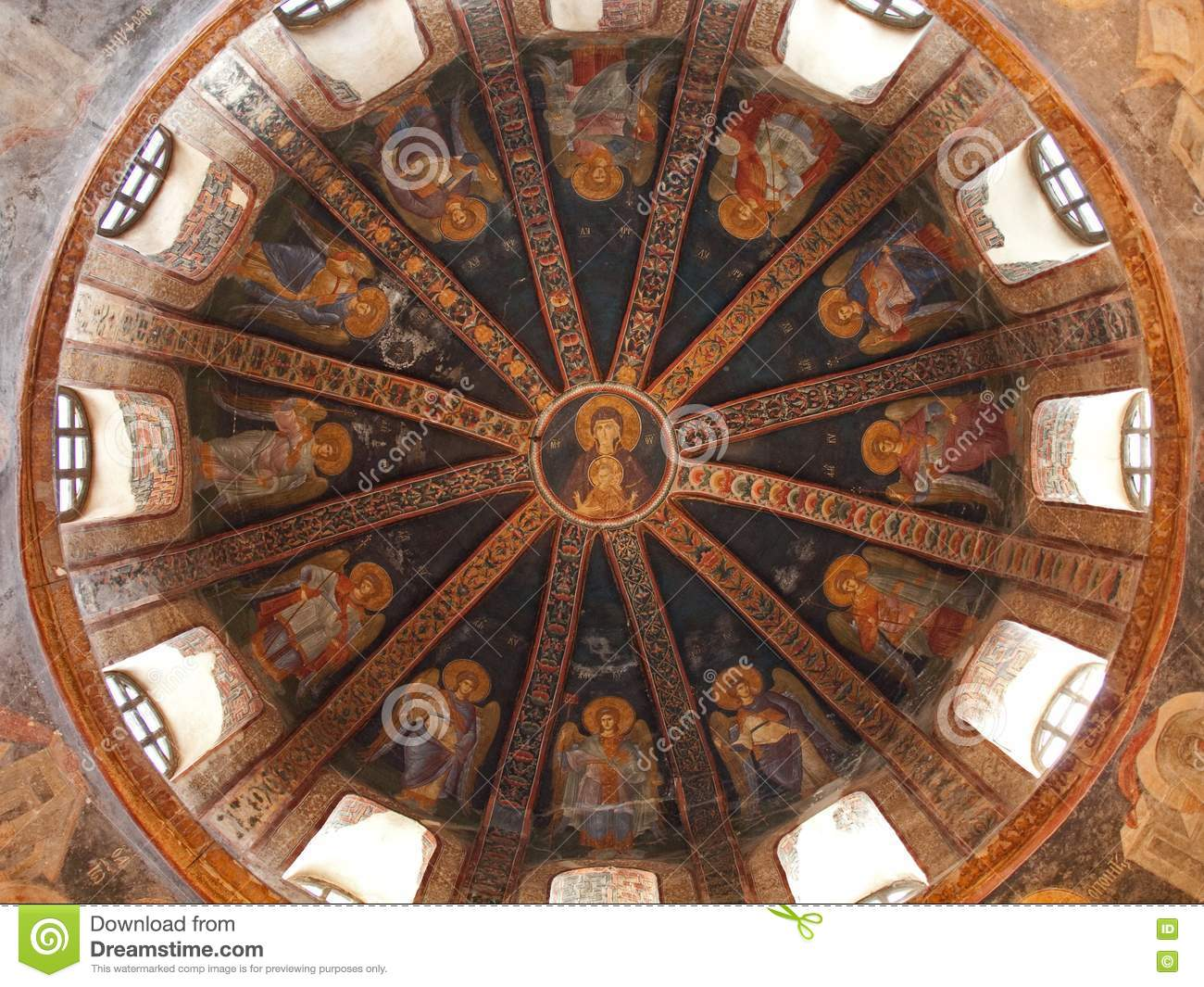 Chora Church Royalty Free Stock Photo - Image: 17300625