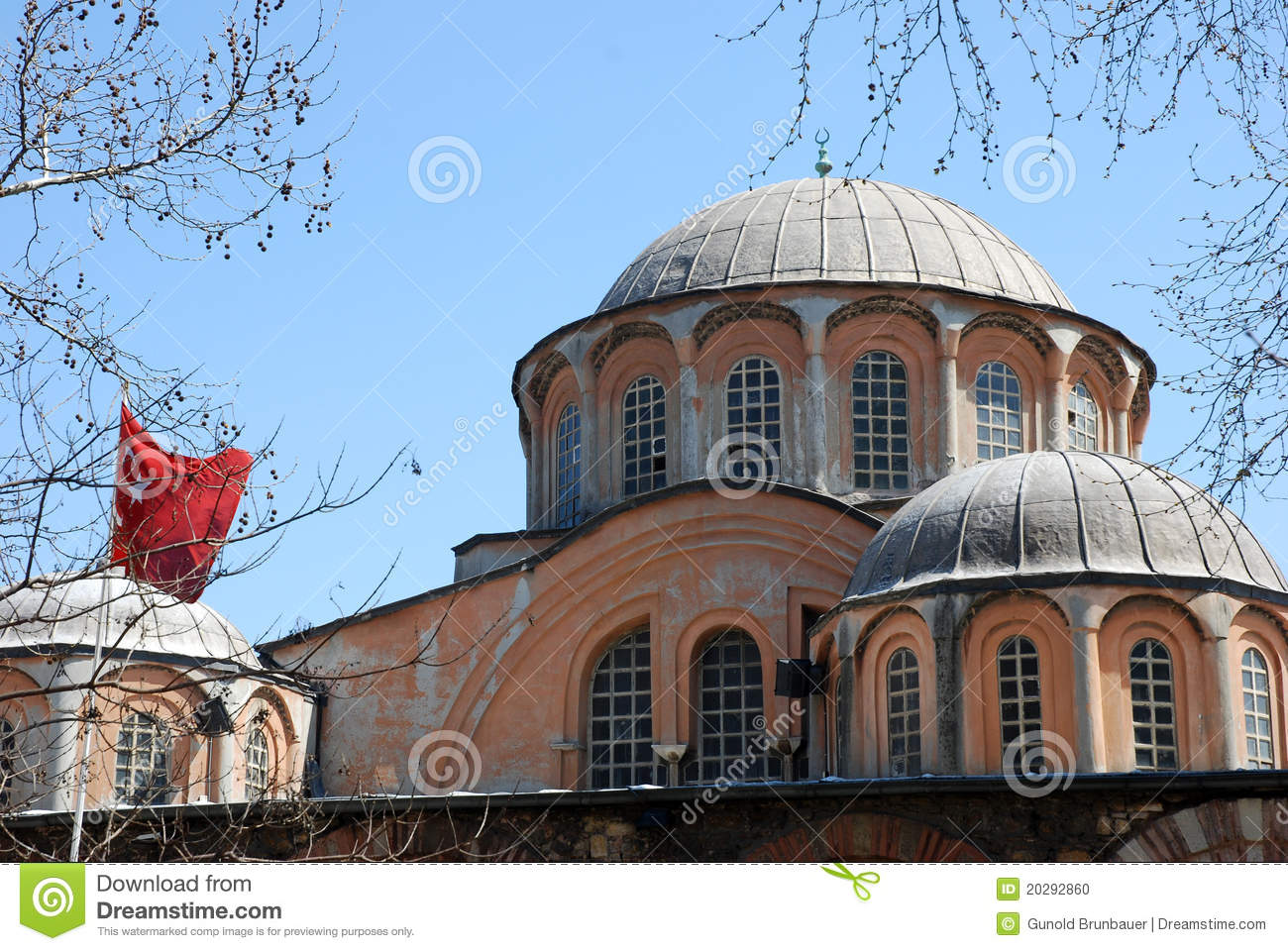 Chora Church Stock Photo - Image: 20292860