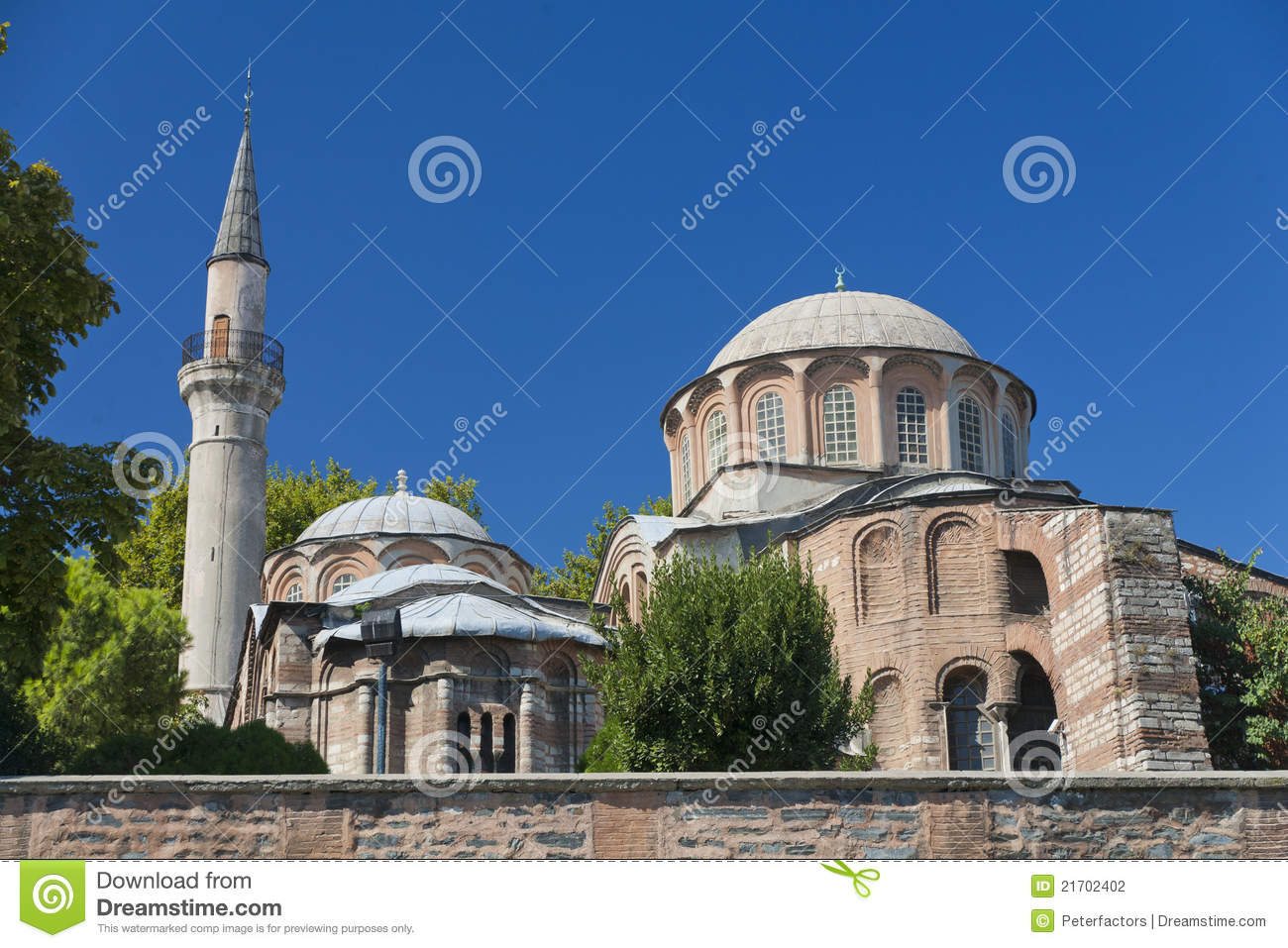 Chora Church Stock Photography - Image: 21702402