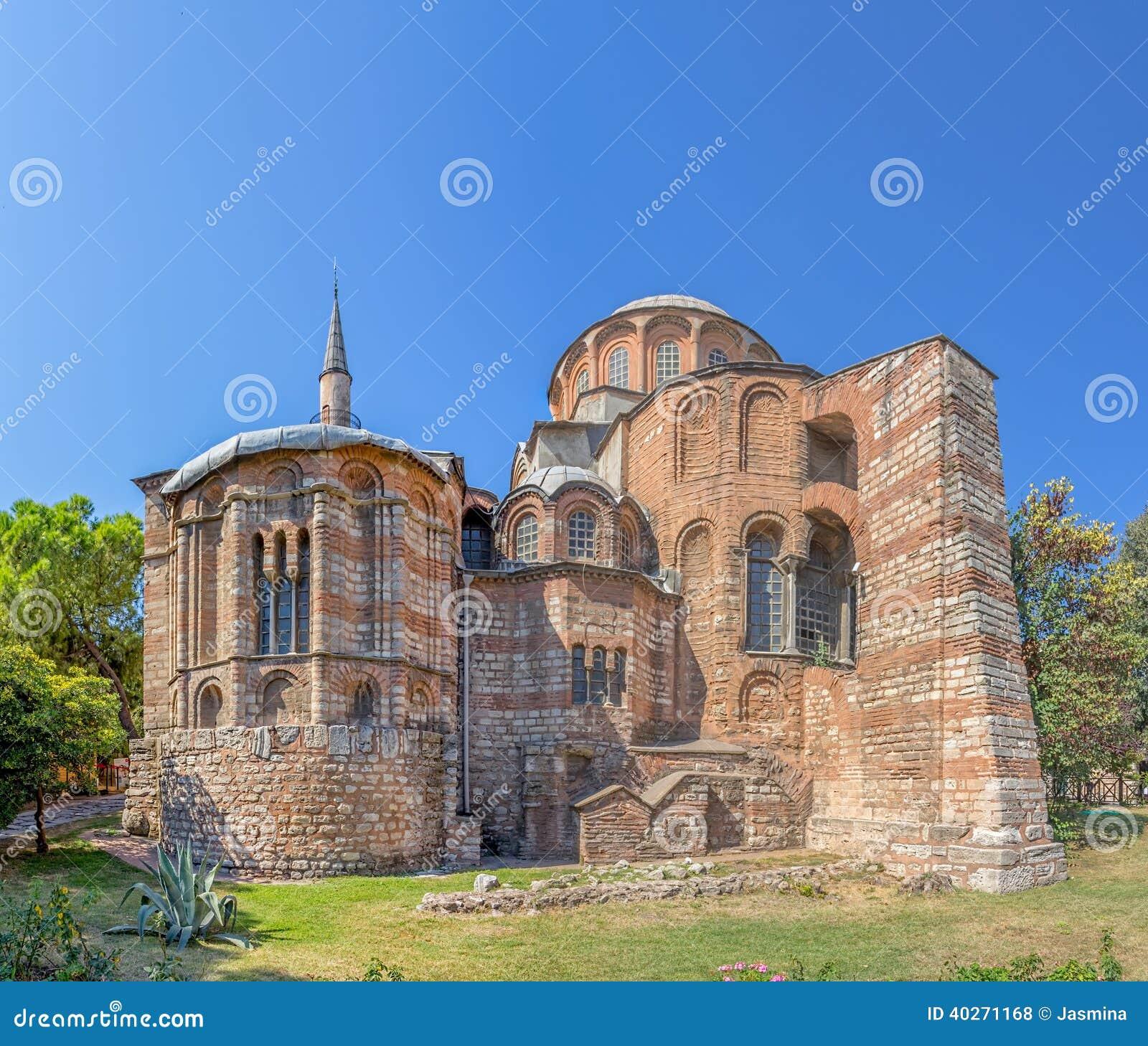 Chora-Museum - Kirche in Istanbul