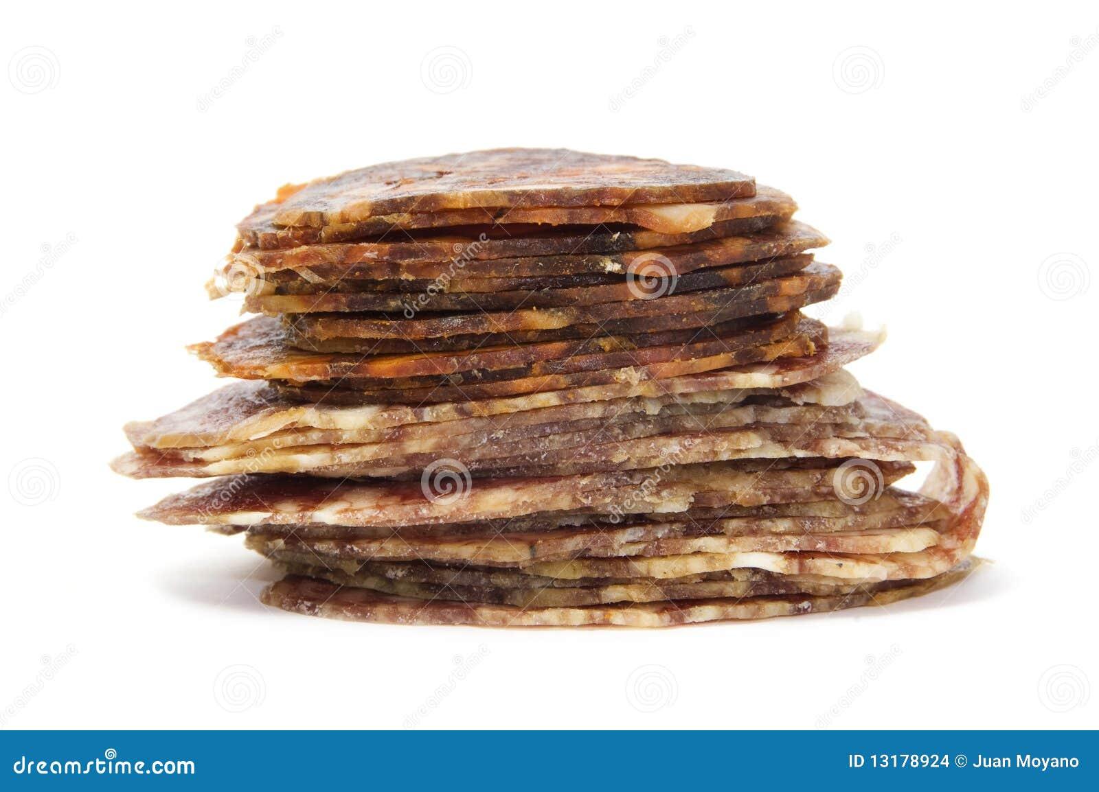 Chorizo σαλάμι ισπανικά