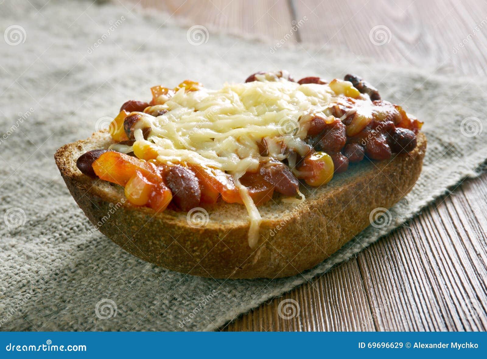 Chorizo estupendo Chili Bowls