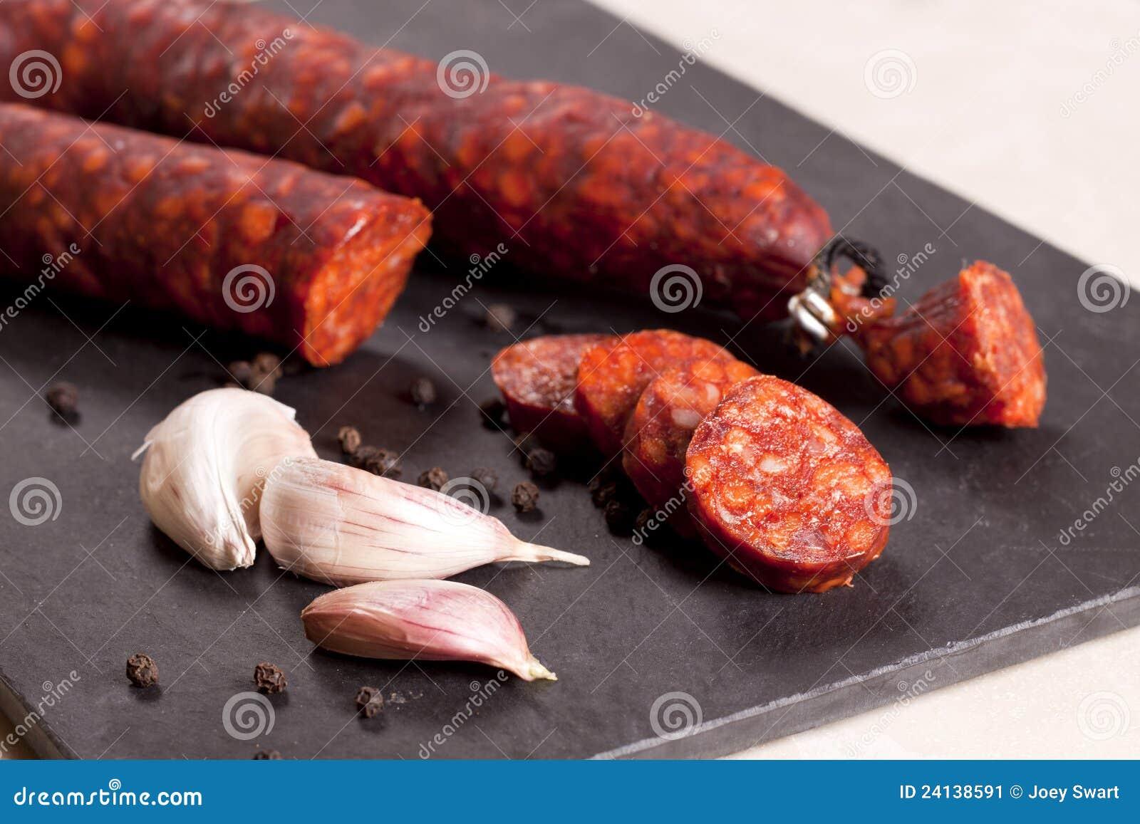 Chorizo spanish