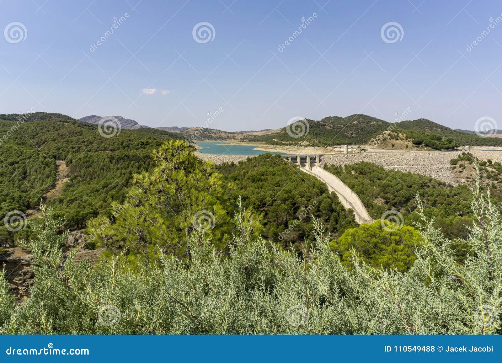 Chorro el Провинция Малаги Испания