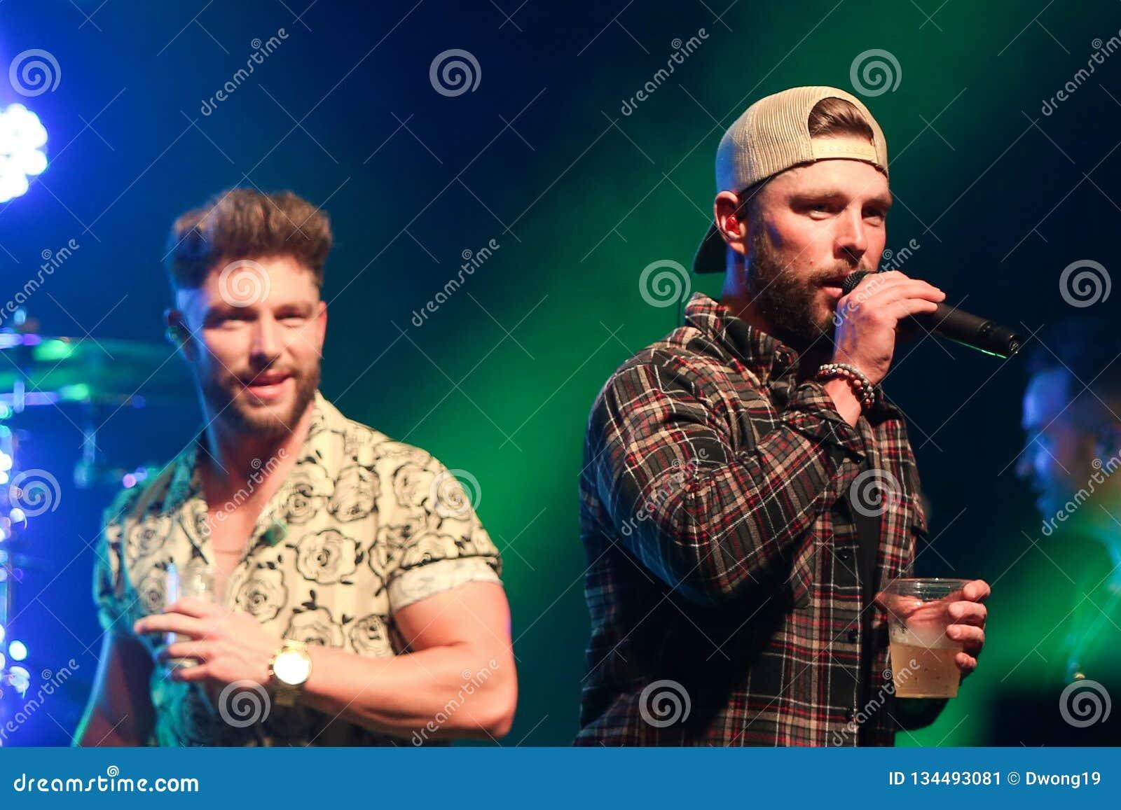 Chris Lane, Cory Lane