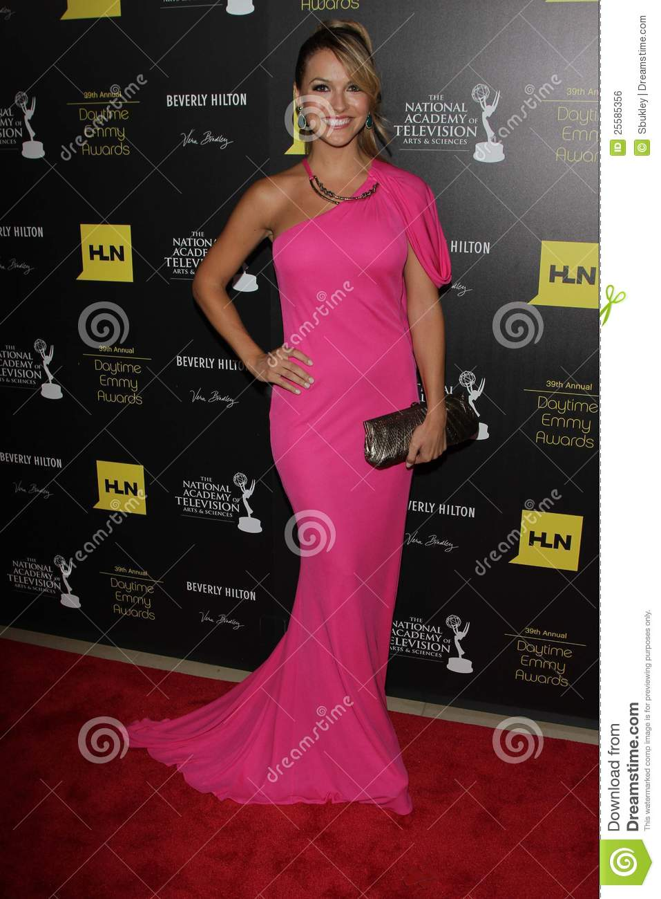 Chrishell Stause At The 39th Annual Daytime Emmy Awards ...