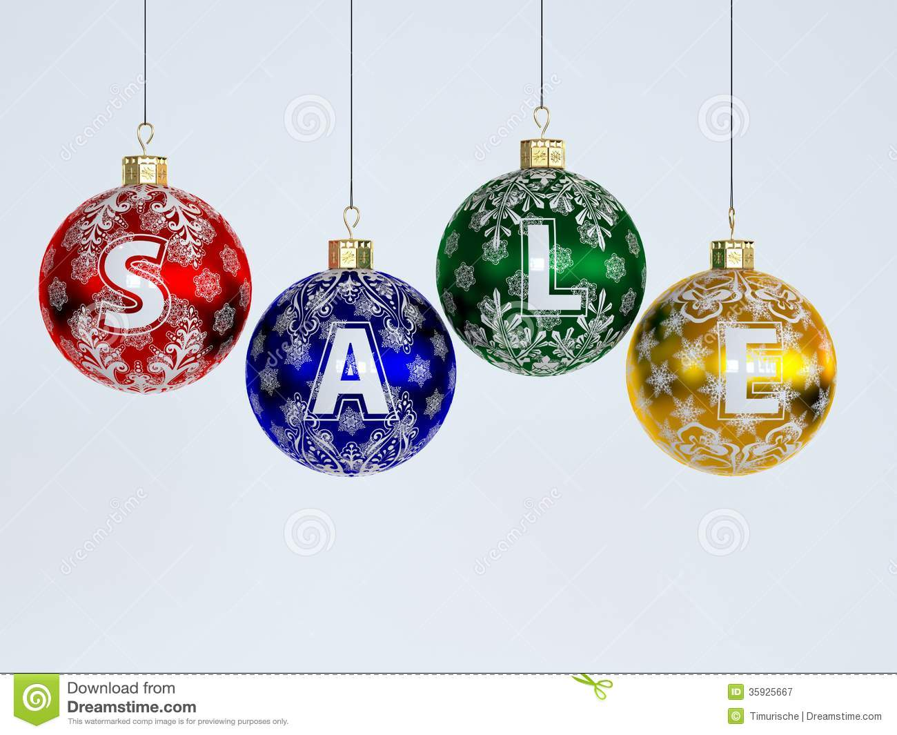 download chrismas sale christmas tree decorations stock illustration illustration of backgrounds objects