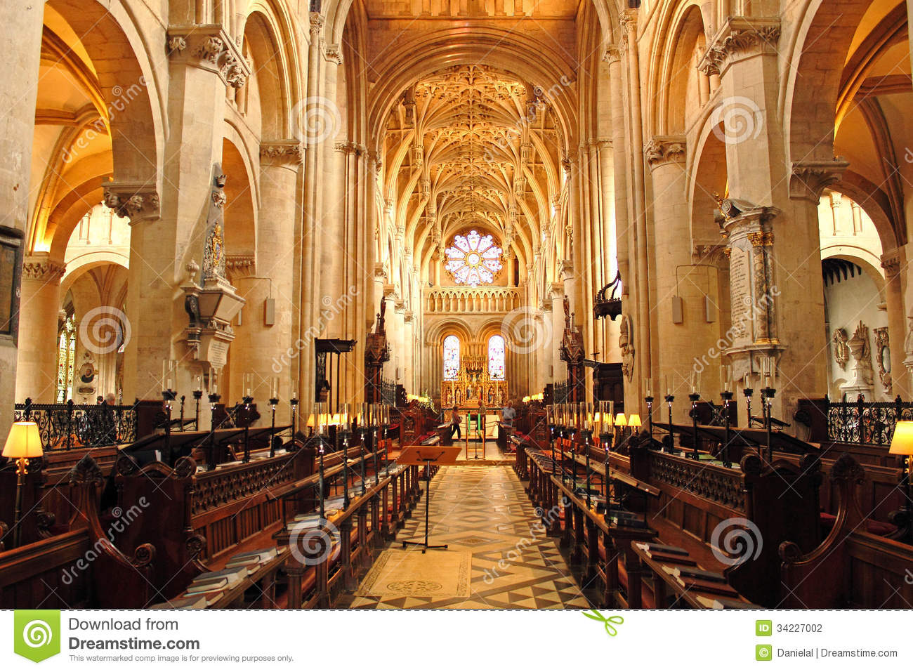 Wonderful Christ Church Chapel #1: Christ-church-cathedral-oxford-diocese-chapel-college-34227002.jpg