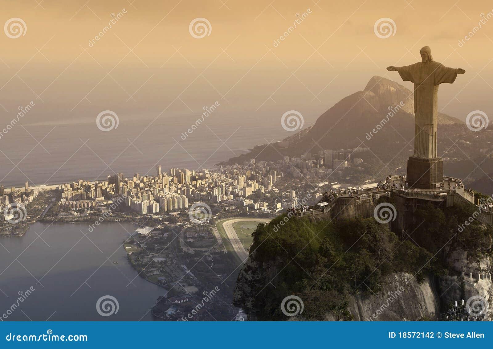 Christ o Redeemer - Rio de Janeiro - Brasil