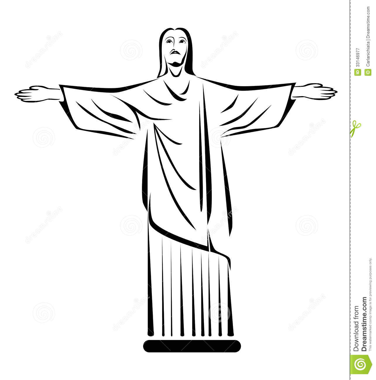 Christ with ope... Free Christian Clip Art Thank You