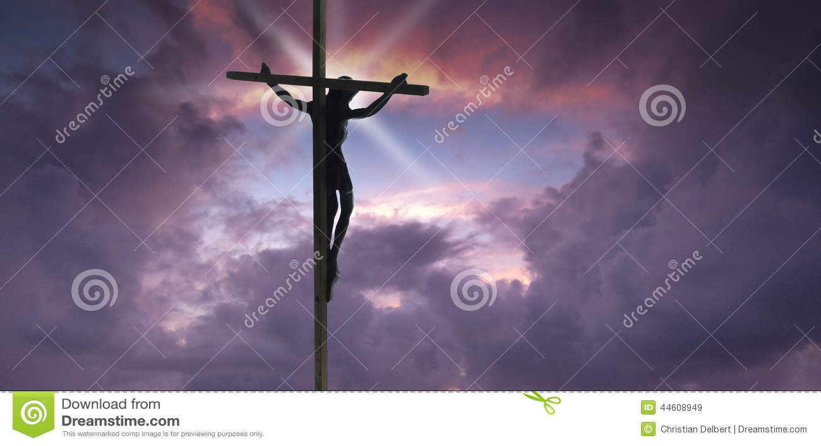 Christ przecinający Jesus