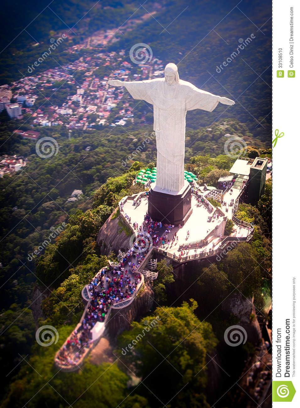 Christ The Redeemer : Christ the redeemer stock photo image of jesus famous