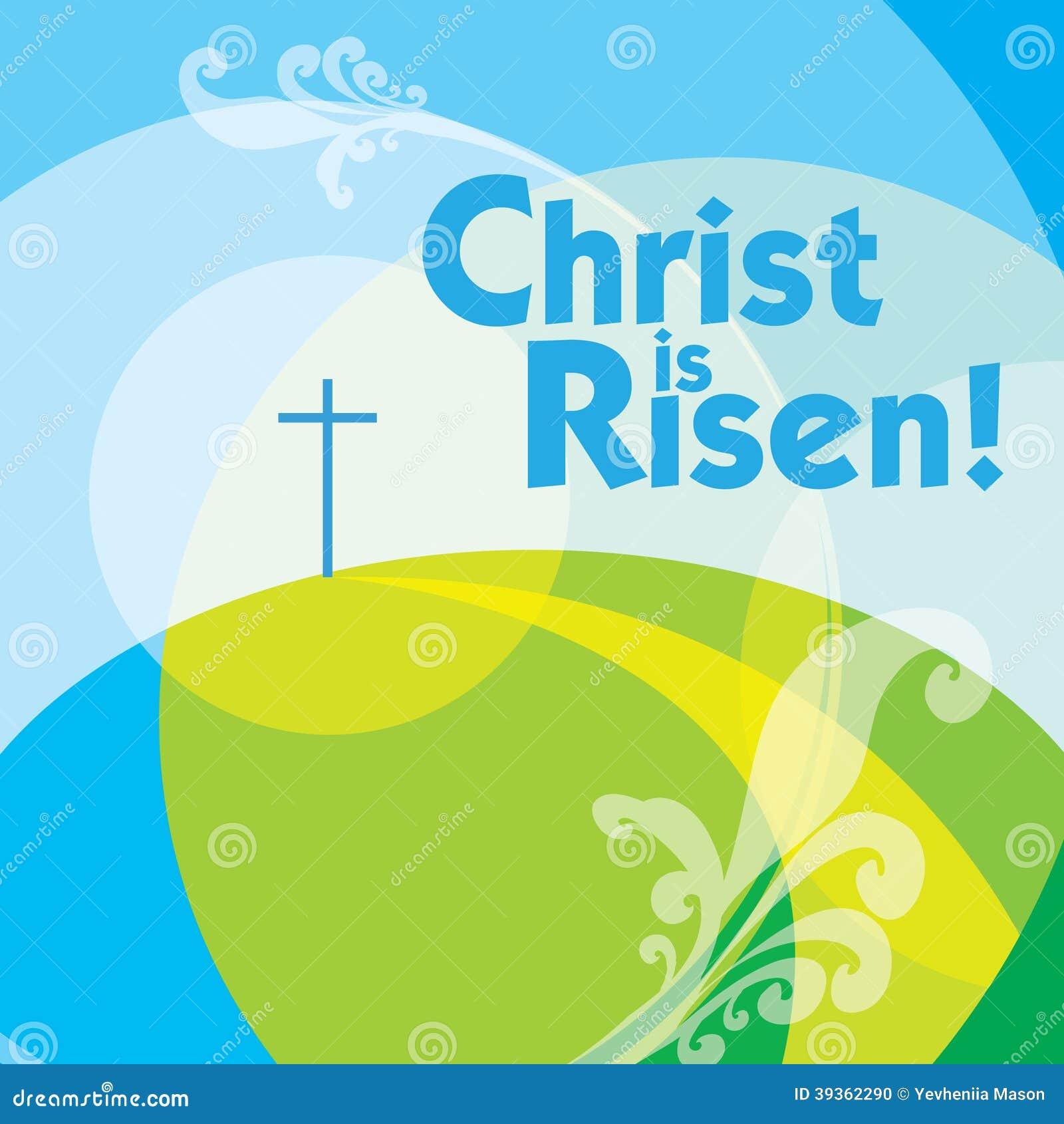 Christ is risen 2