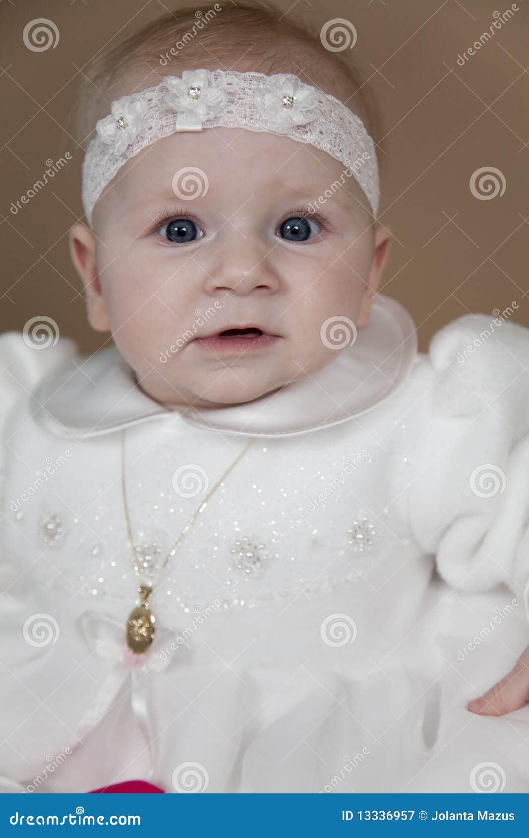 Christening odziewa