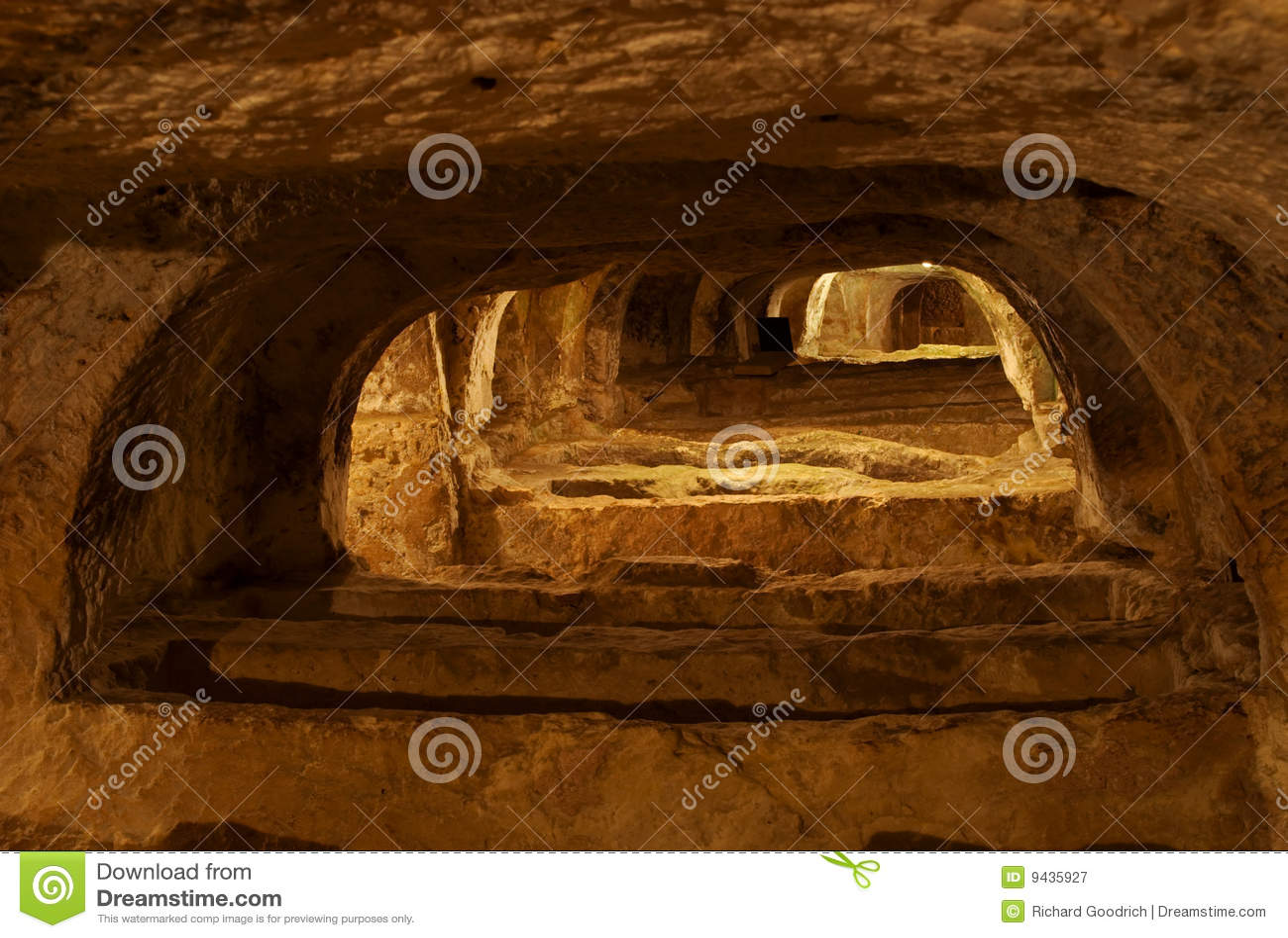 Christian Catacombs, Rabat, Malta