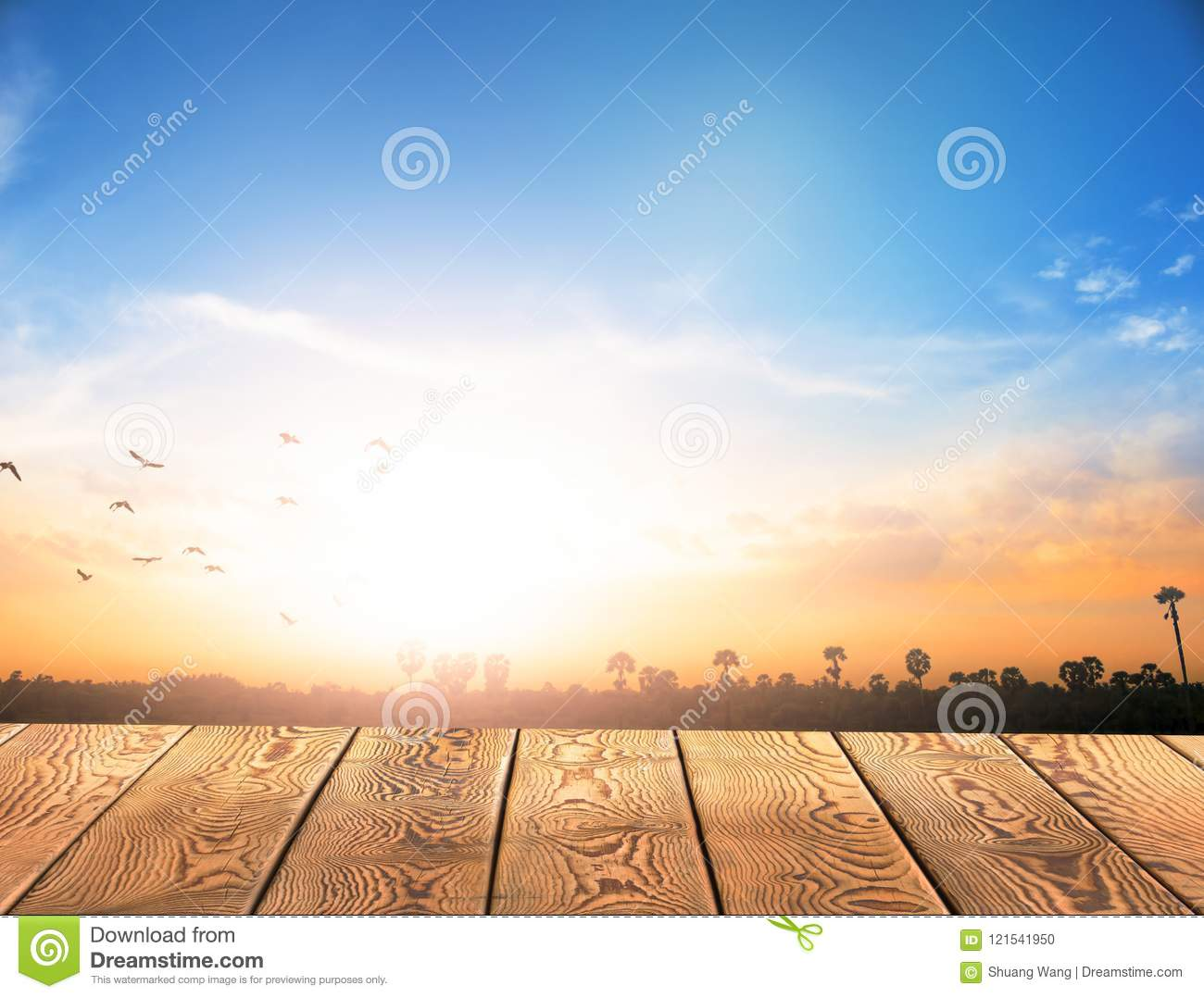 Sunrise Sunset Sky Background Of Mount Zion And Mount Of Olives