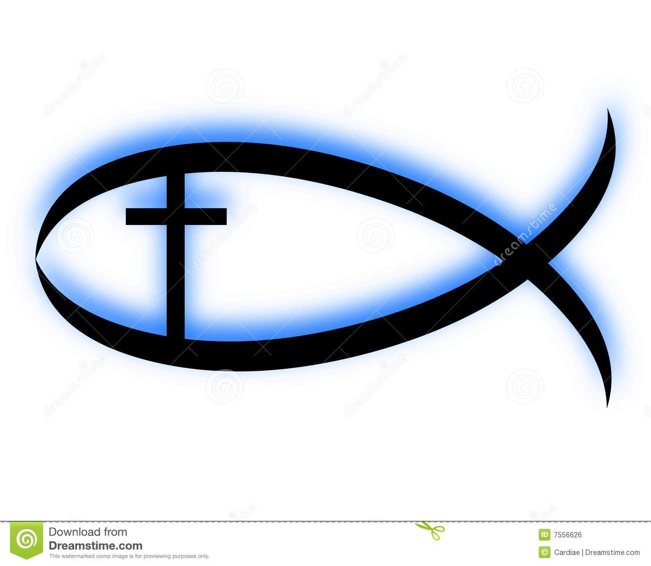 christian fish clipart free download - photo #40
