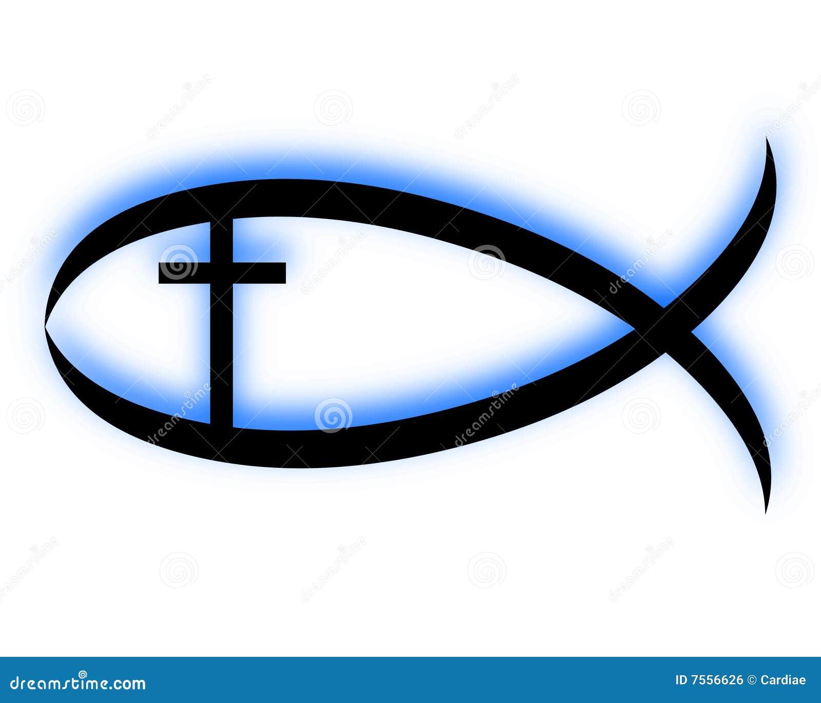 Christian Fish Royalty Free Stock Image - Image: 7556626