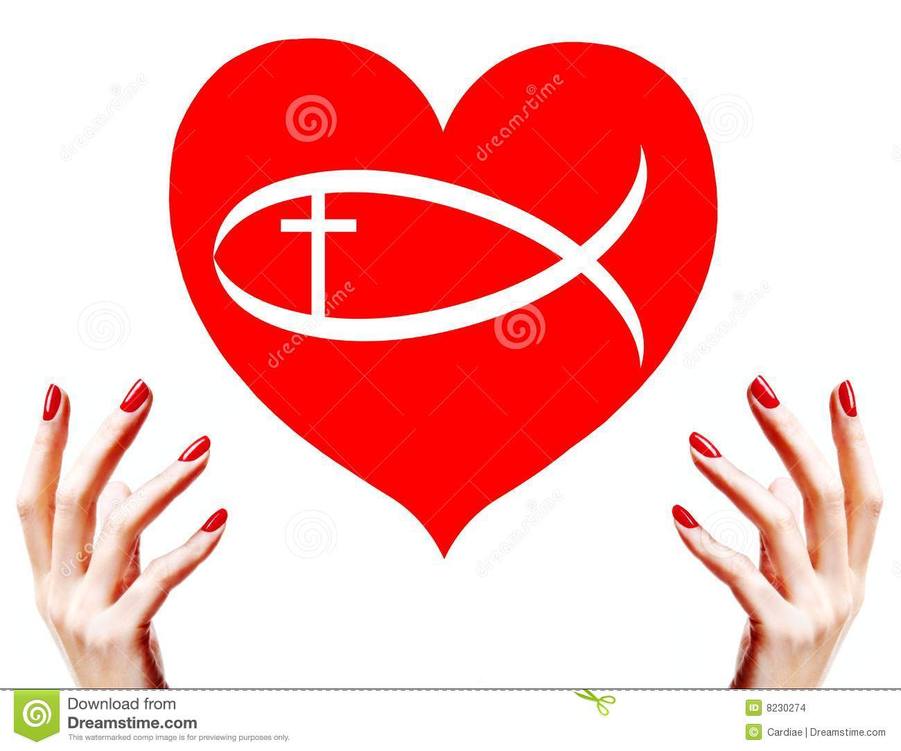 Christian Love Stock Images Image 8230274