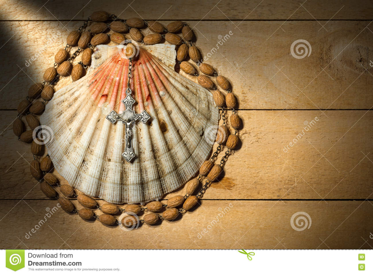 Christian pilgrimage symbols stock image image of planks concept royalty free stock photo biocorpaavc Image collections