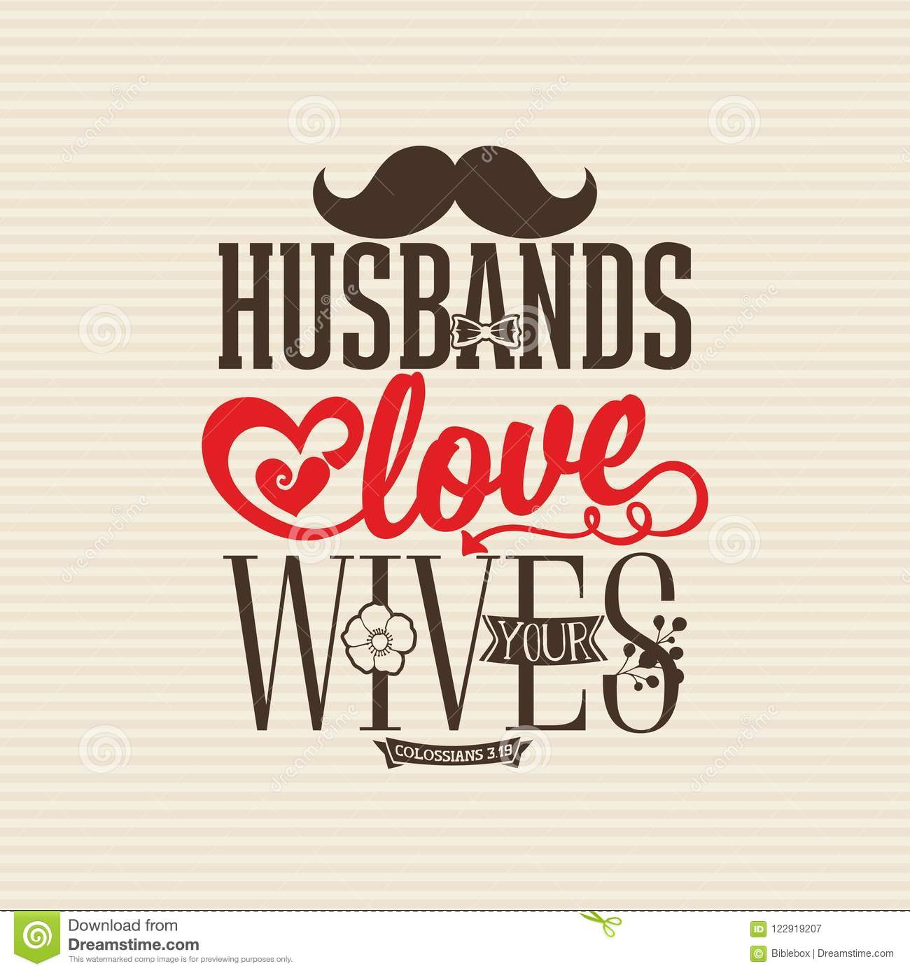 wives love your husbands