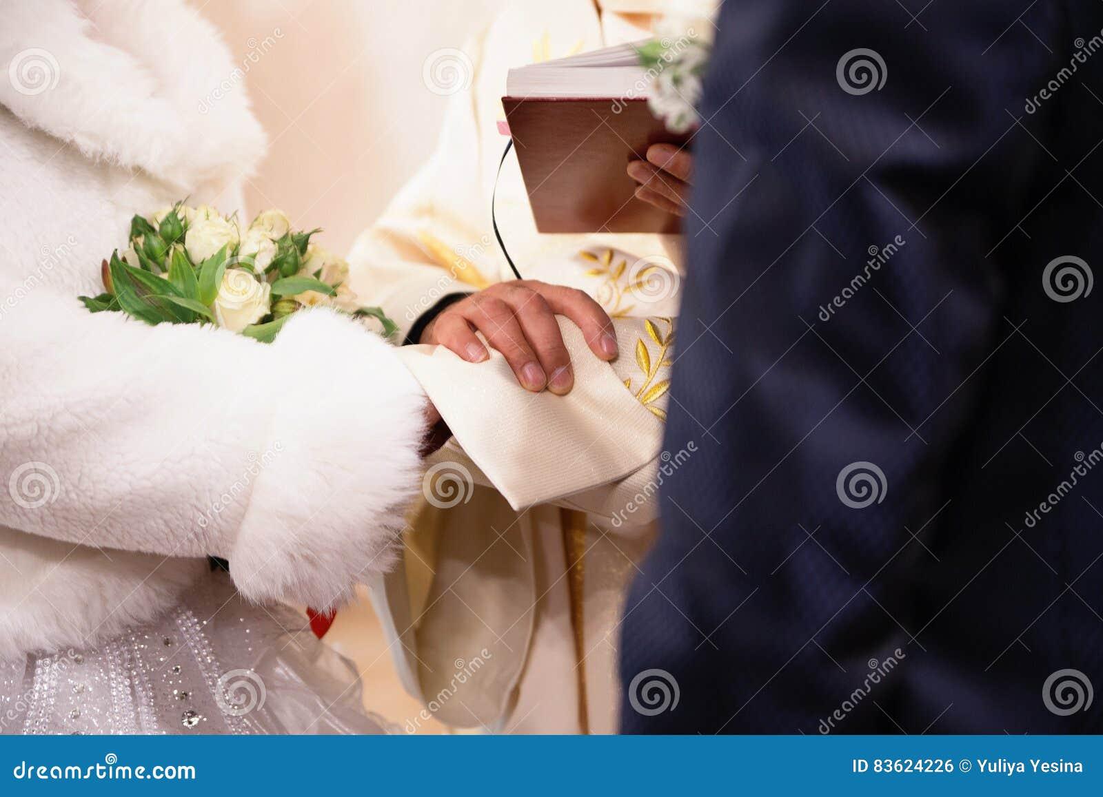 Catholic and christian wedding