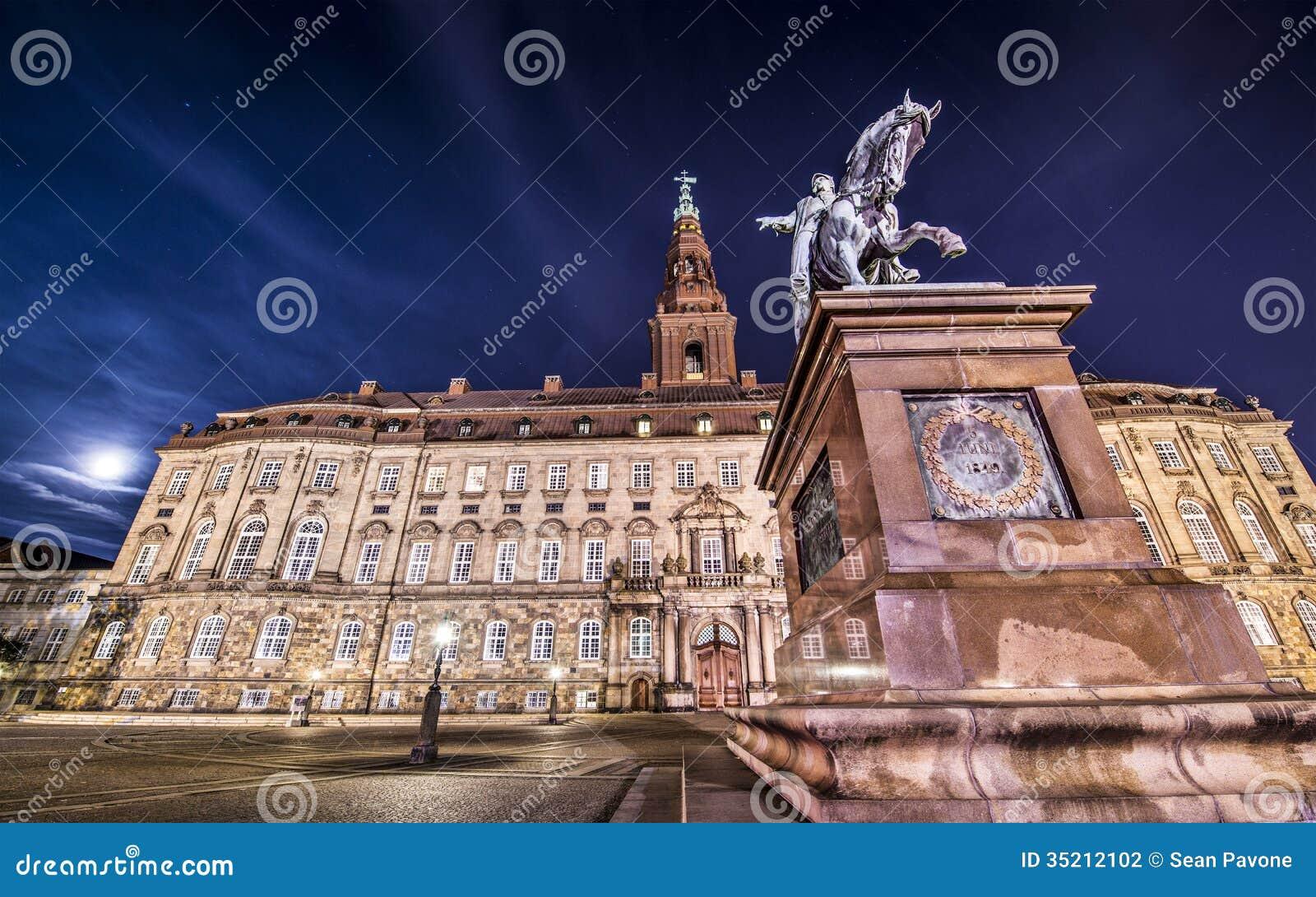 Christiansborg宫殿