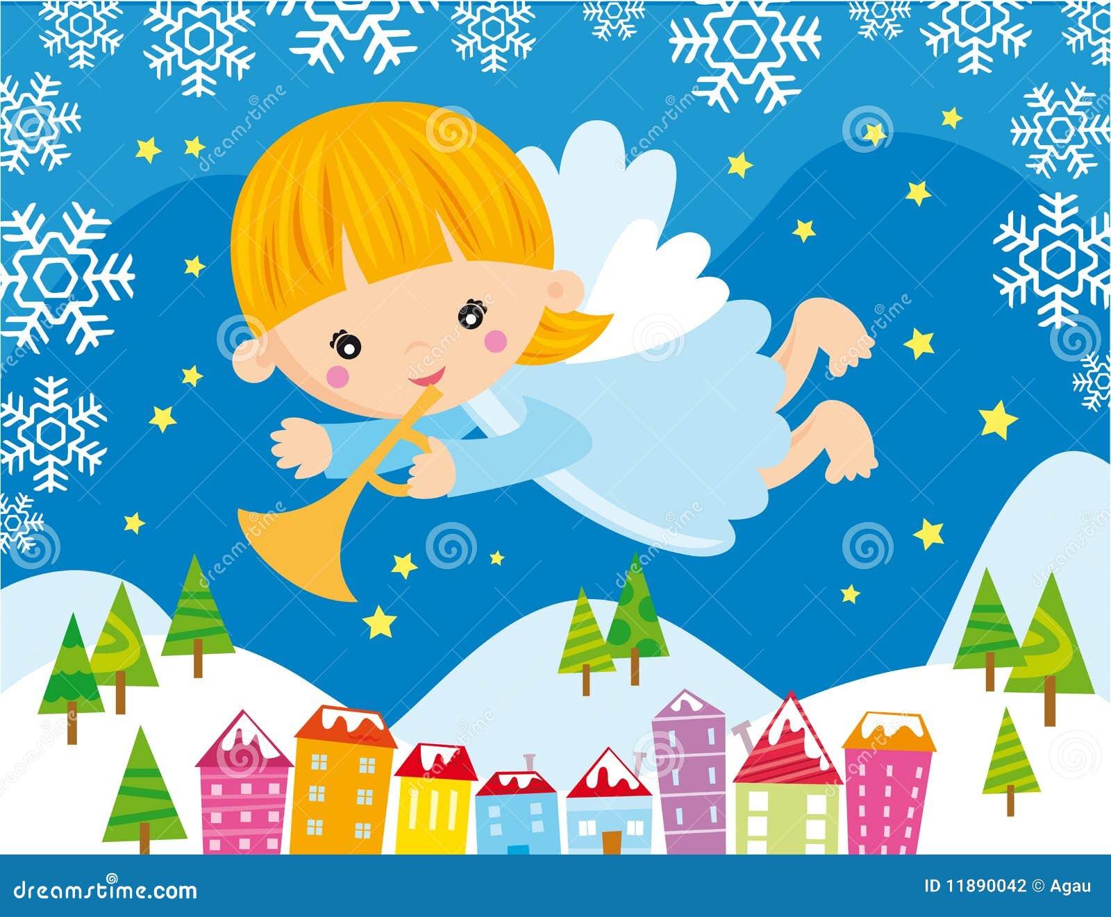 Christmas Angel Stock Photography - Image: 11890042