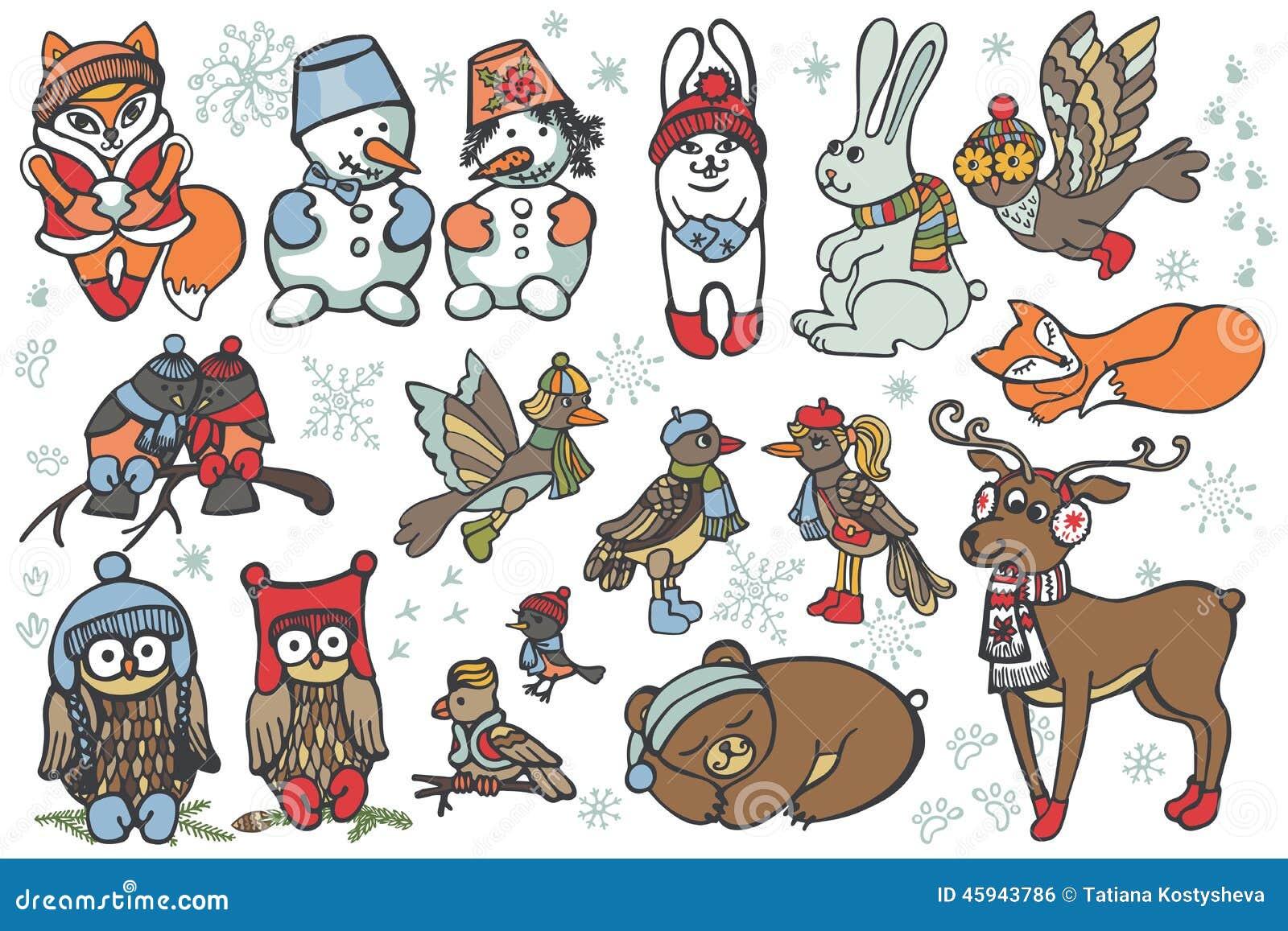 Winter Cartoons and Comics - CartoonStock - Cartoon Humor ...