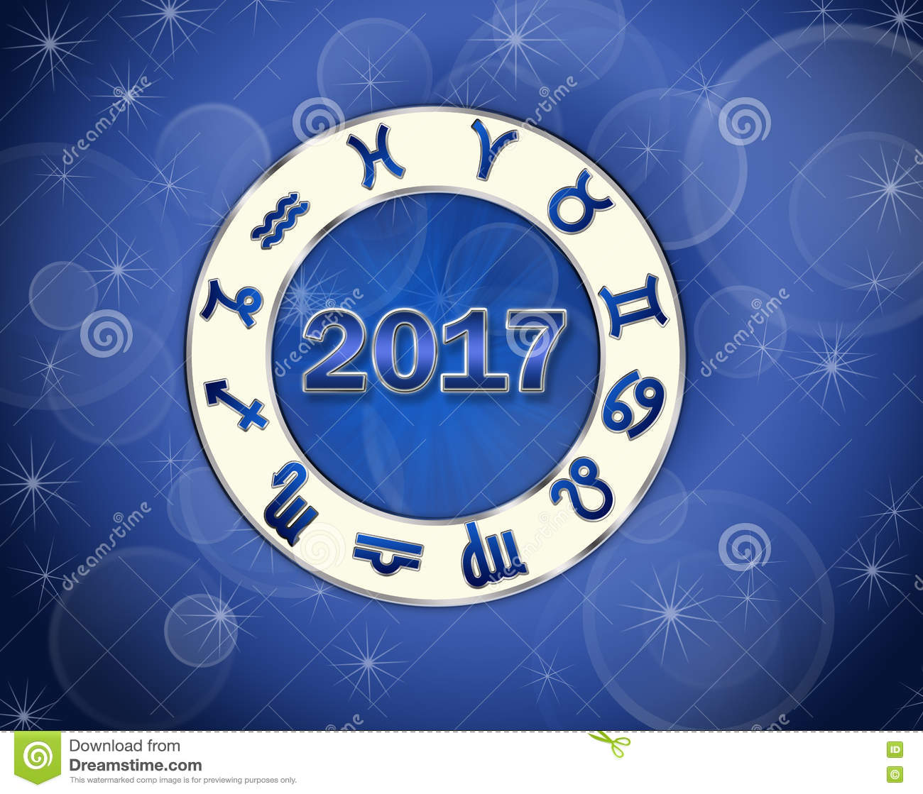 Christmas astro 2017 blue natal chart with horoscope symbols stock christmas astro 2017 blue natal chart with horoscope symbols royalty free illustration geenschuldenfo Gallery