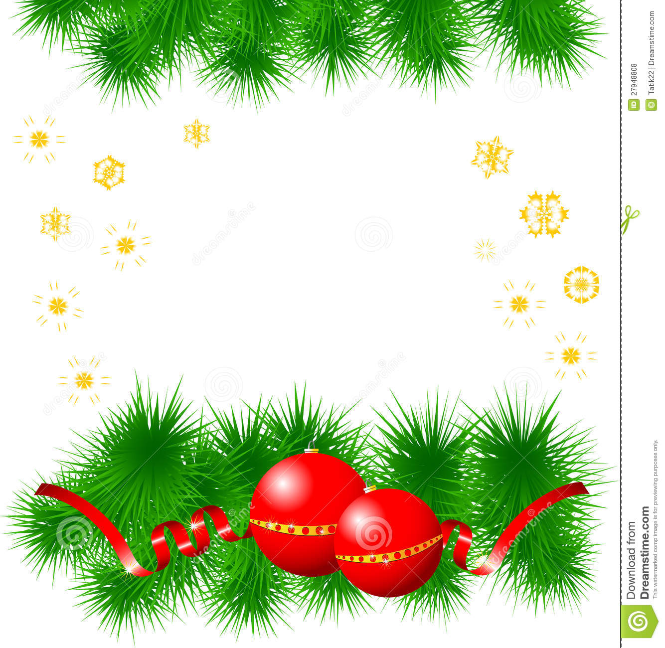Christmas background stock vector. Illustration of traditional ...