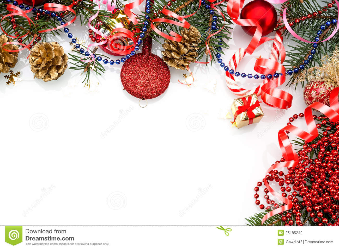 Christmas Background Stock Photo - Image: 35185240