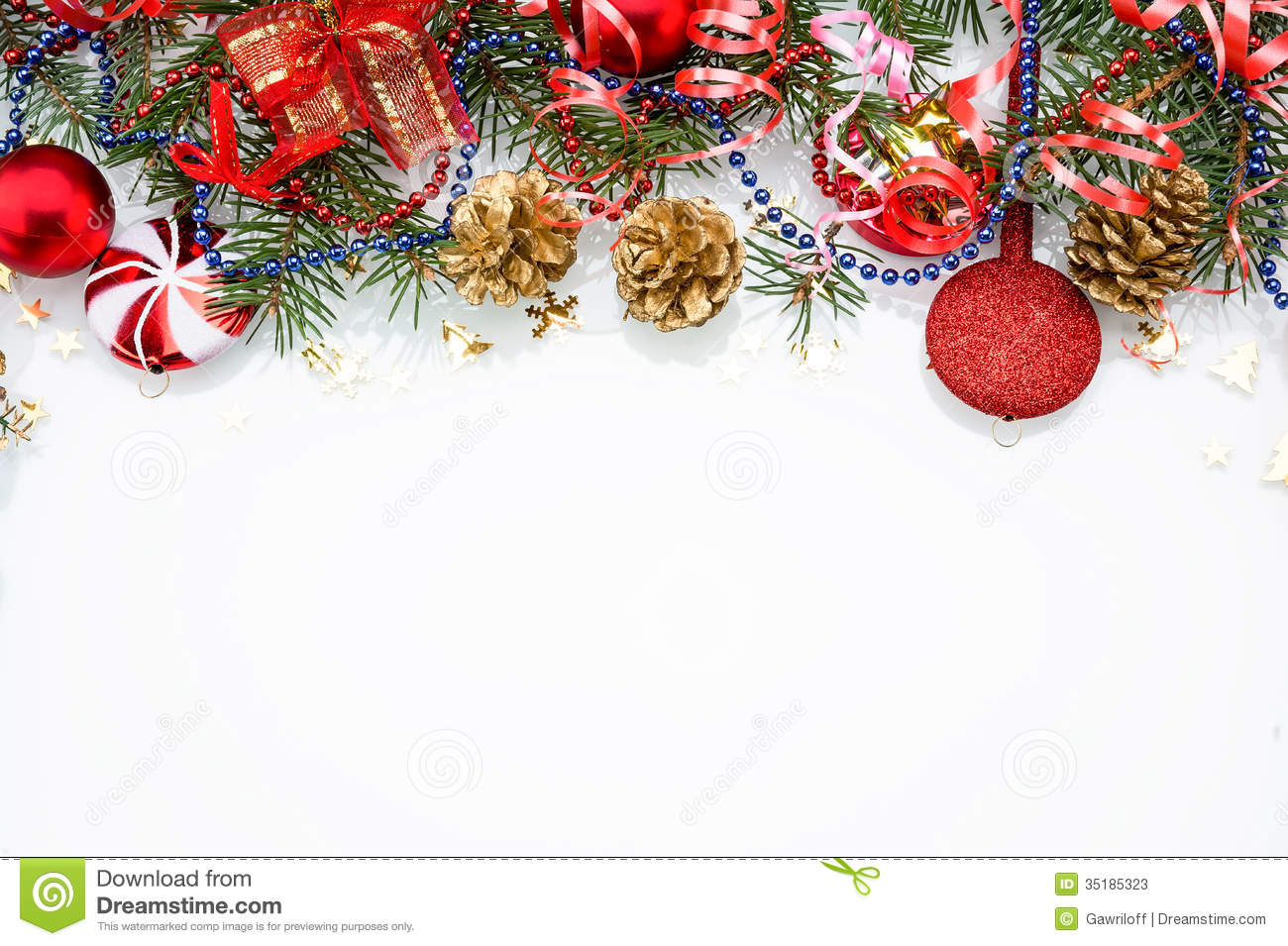Christmas background stock photos image 35185323 for Background decoration images