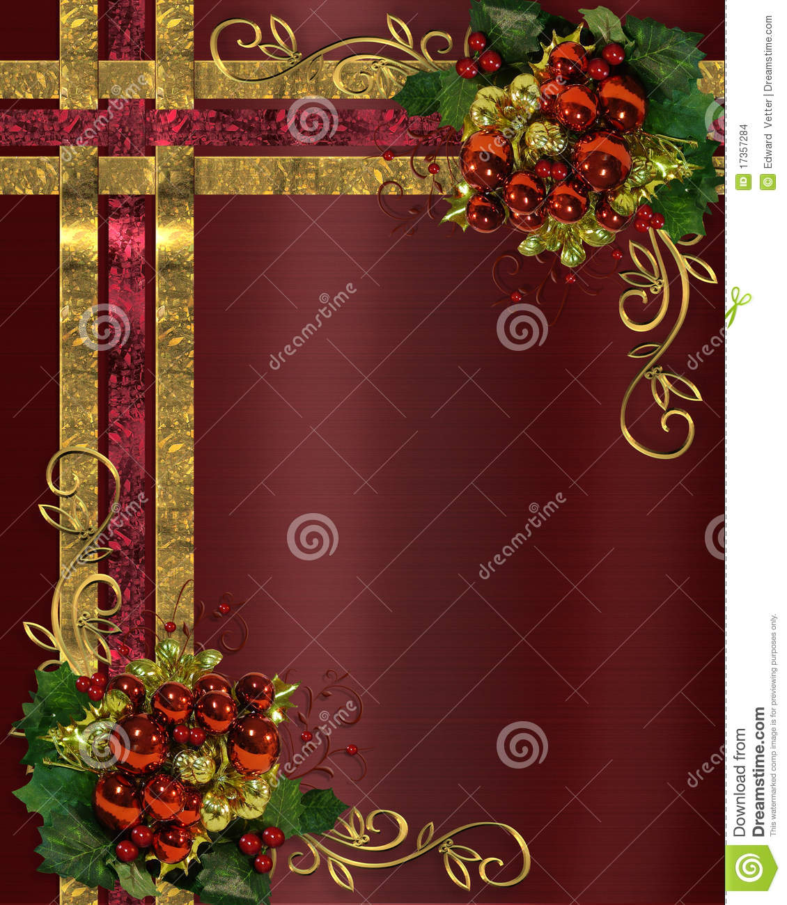 burgundy and gold holiday wallpaper - photo #10