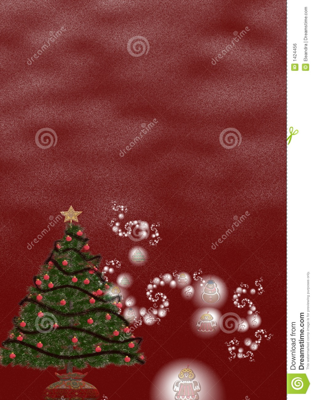Christmas Background II