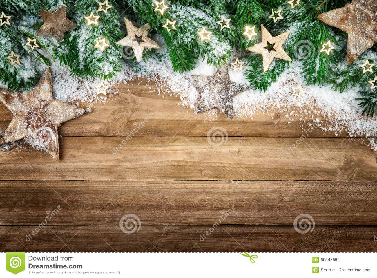 Christmas background in natural style stock photo image 60543690 - Wooden vacation houses nature style ...