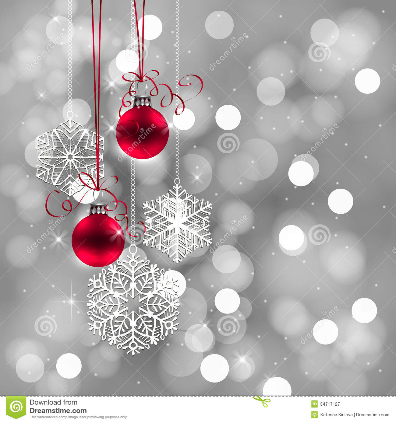Christmas Background Royalty Free Stock Photography - Image: 34717127