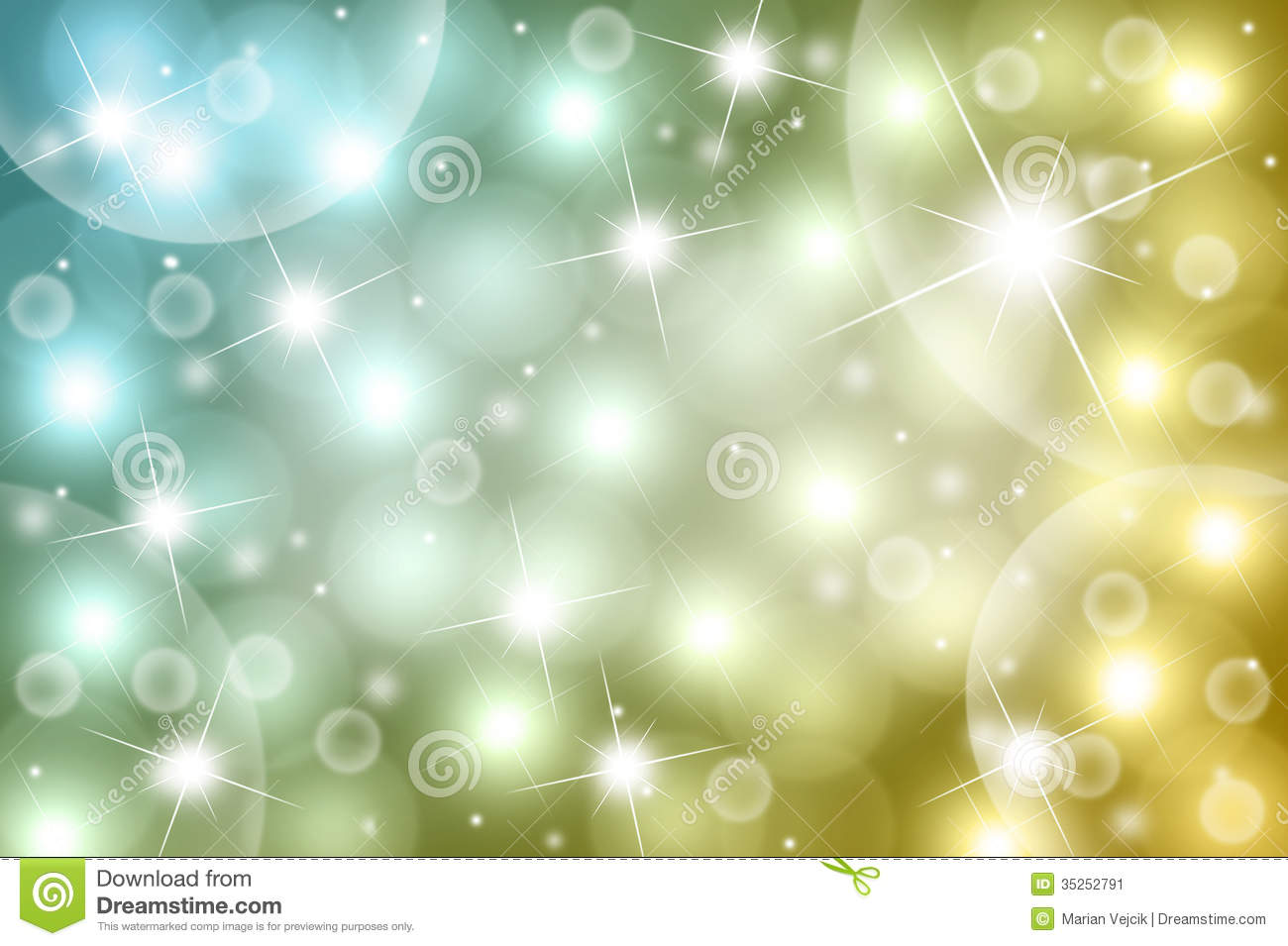 Christmas Space Background Stock Image Image 35252791