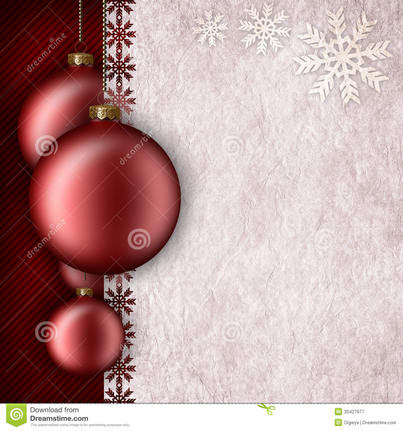 Christmas Background Template Royalty Free Stock Photography ...