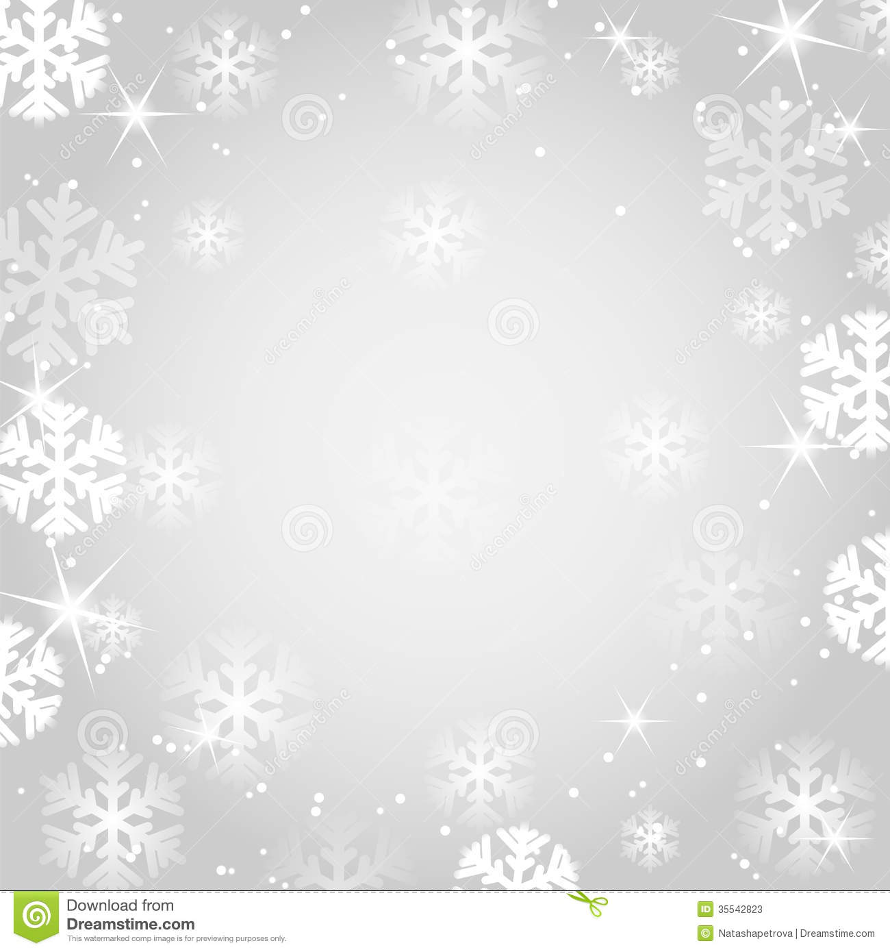 White Christmas Snow Background.Christmas Background Stock Vector Illustration Of Lamp