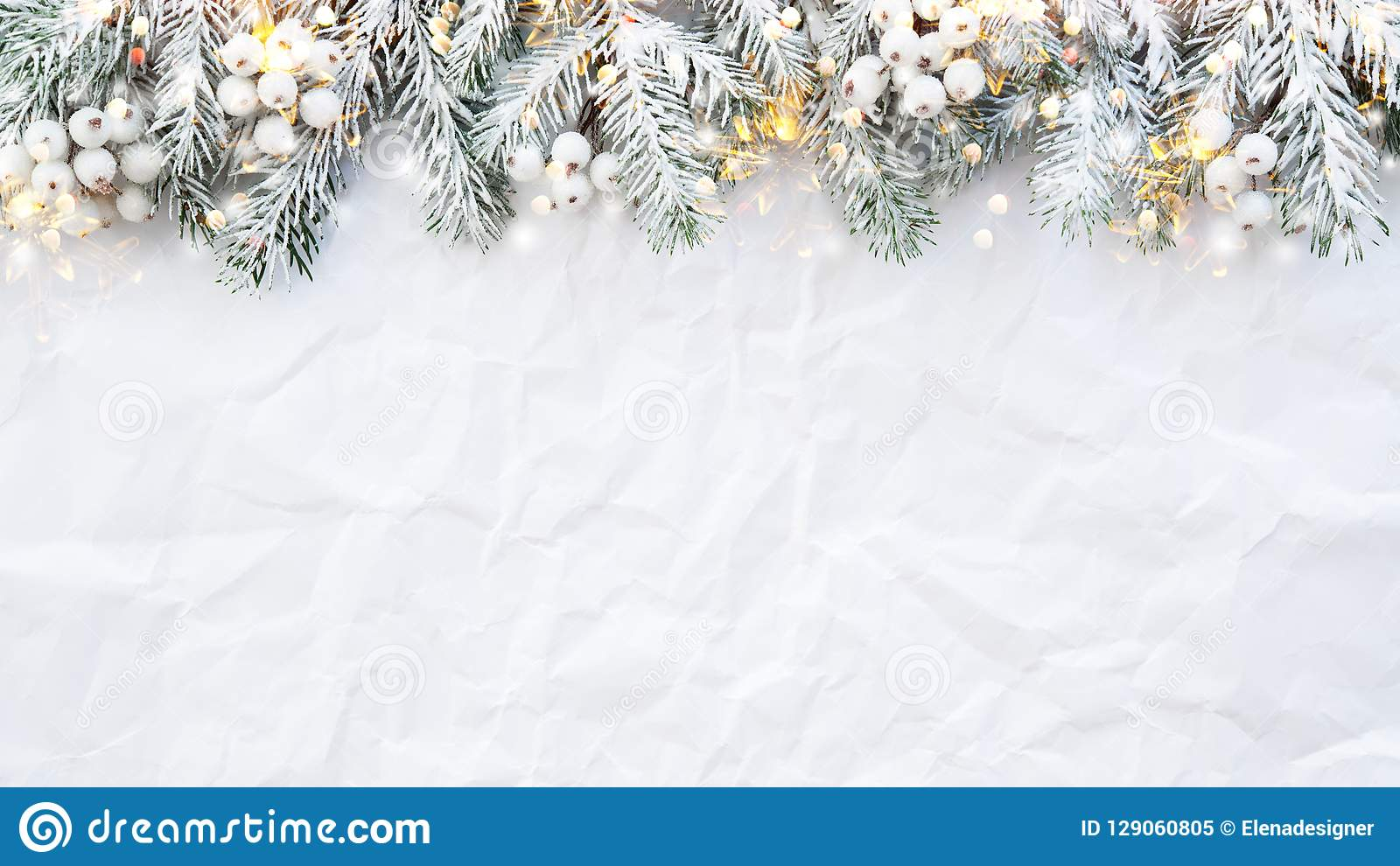 Holiday Christmas Background.Christmas And New Year Holiday Background Xmas Greeting