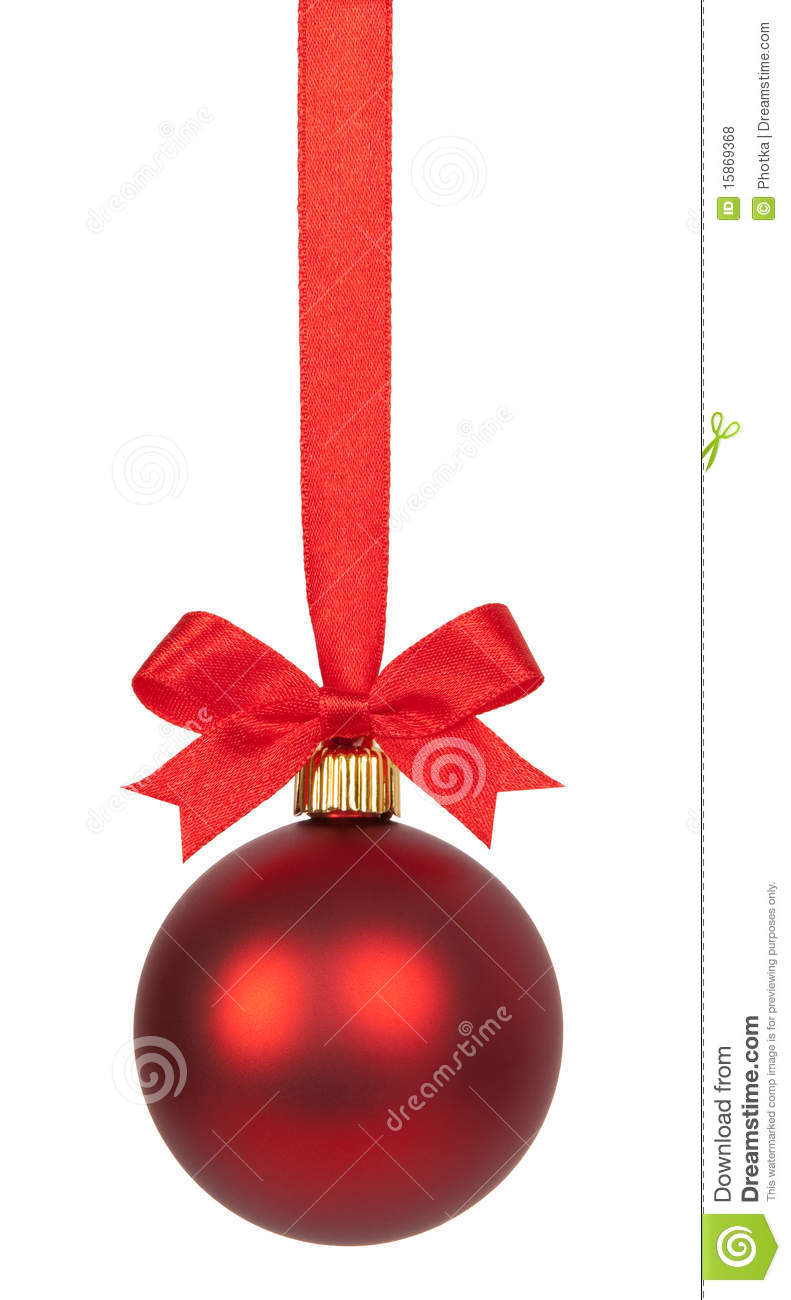 Download Christmas ball stock photo. Image of december, decorate - 15869368
