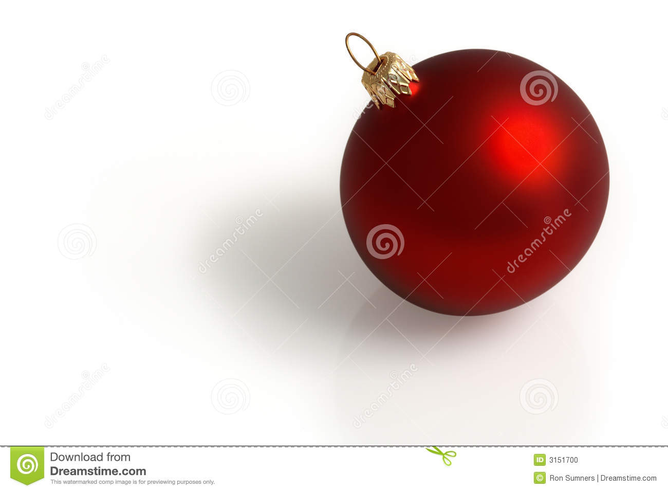 Download Christmas ball stock photo. Image of ornament, tradition - 3151700