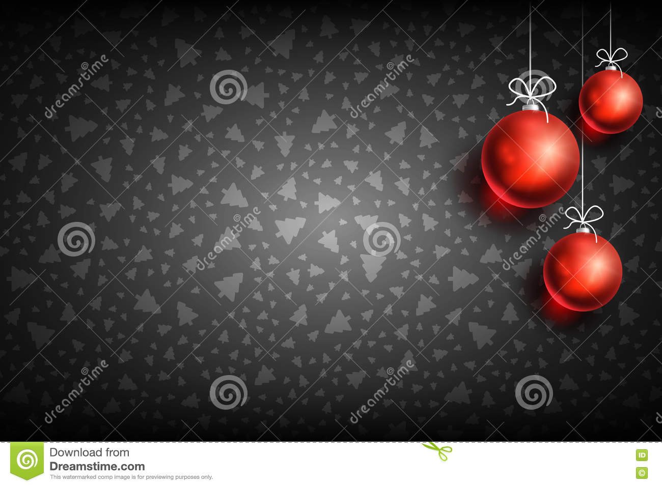 Download Christmas Ball Ornament Background 01 Stock Vector